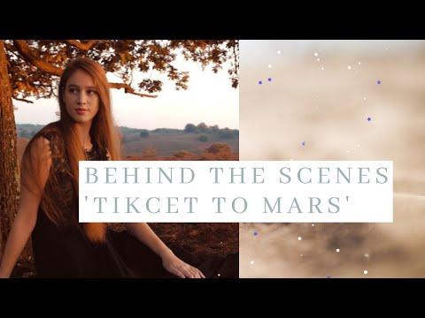 Behind the scenes 'Ticket To Mars'