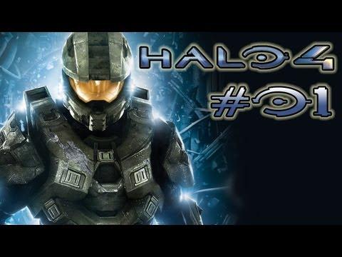 Halo 4 Part #01 - Let's Play Halo 4 Gameplay German Deutsch