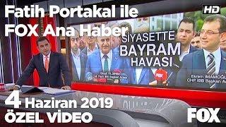 Erdoğan'dan birlik ve beraberlik mesajı... 4 Haziran 2019 Fatih Portakal ile FOX Ana Haber