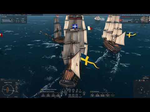 Naval Action-PB- Grand Anse Swedes V French