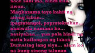 Repeat youtube video Hanggang Ngayon (MISSY Feat. PARALUMAN)