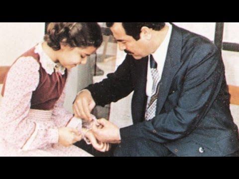 Saddam Hussein's daughter speaks to CNN