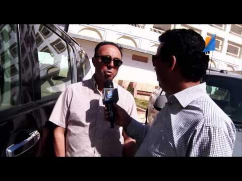 REPORTAGE voitures de la famille Ben ali TUNISNA TV
