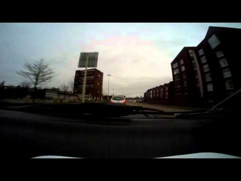 Paul Walker Meeting Holland (Memorial Ride, Engine Revs, Backfire Sounds)
