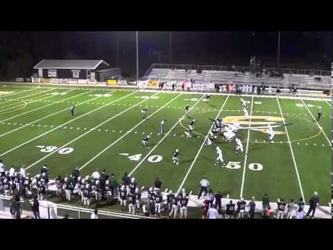 Jabiari Tyler #15 QB Sophomore Newman Football highlights 2012