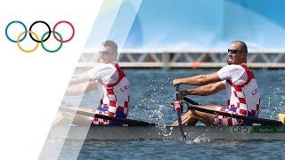 Rio Replay: Men's Double Sculls Final