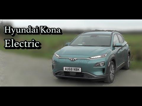 Hyundai Kona Electric -- It's Amazing!!!