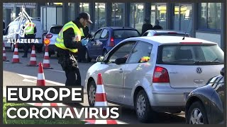 How countries across Europe are dealing with coronavirus