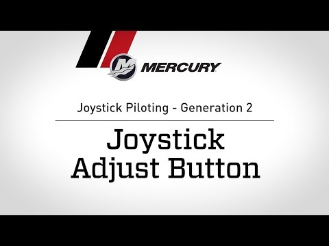 Joystick Piloting - Generation 2: Adjust Button