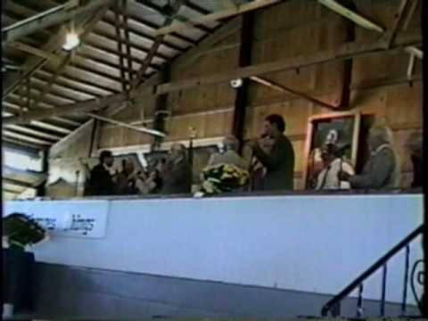 Harold Lane and Harold Patrick  - GHB Reunion 2000