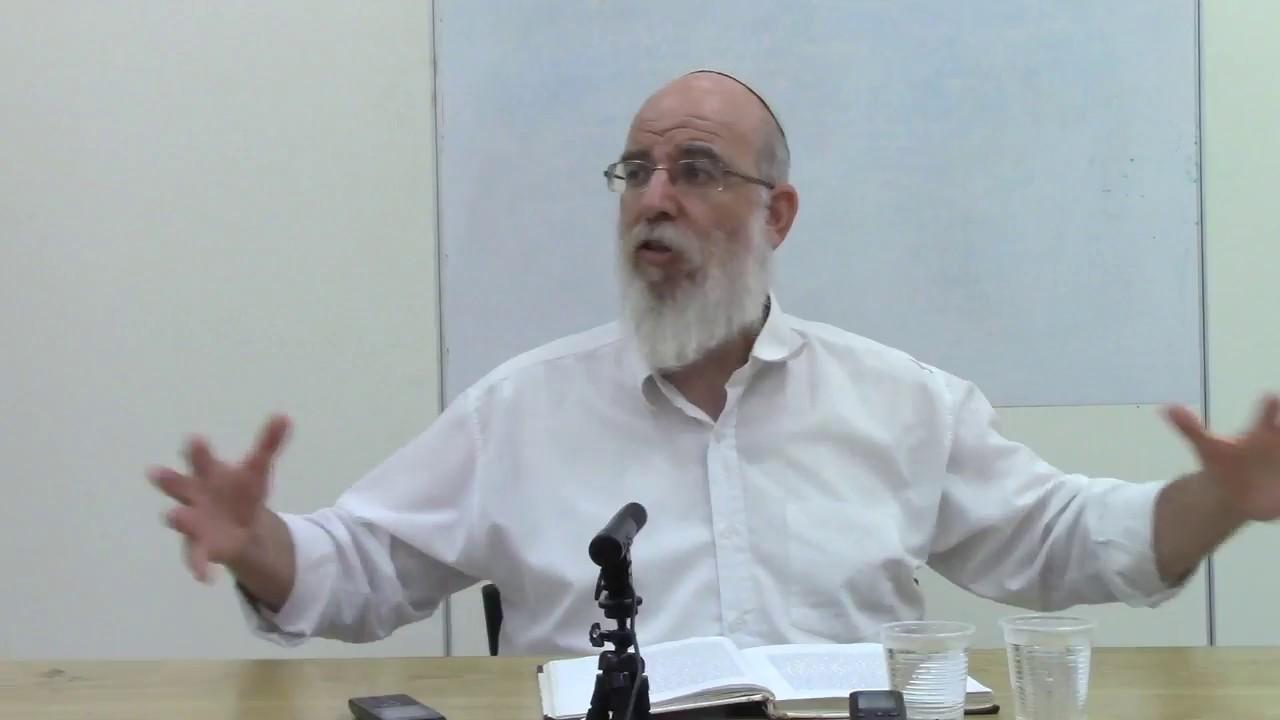מסדרים את העולם ומצפים לישועה - ישראל ותחייתו - הרב אליעזר קשתיאל