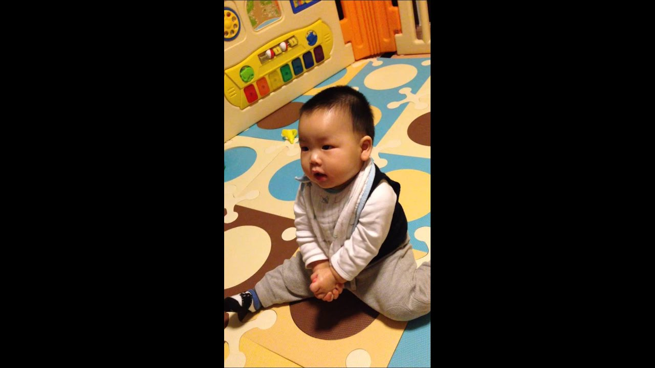 Learning Gongxi Gongxi by Baby Stanley - YouTube