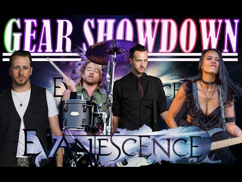 Evanescence | Gear Showdown | On Stage || Darc Arts