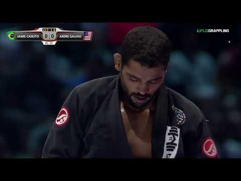 ANDRE GALVAO VS JAIME CANUTO | ABU DHABI WORLD PRO 2018