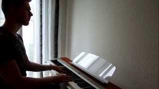 Xavier Naidoo - Sie sieht mich nicht (Piano Cover)