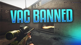 VAC BANNED FOR TROLLING SCAMMER IN CS:GO?!  (Stupid Scammer gets trolled!)