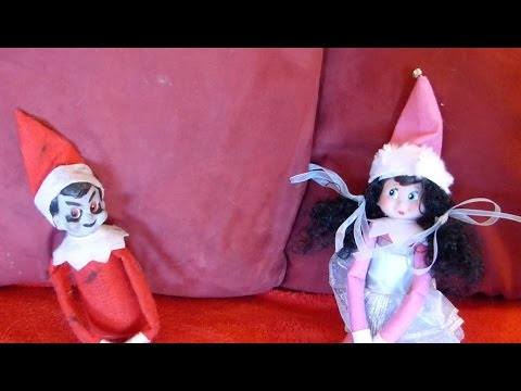 Elf on the Shelf: A New Love for the New Year?!