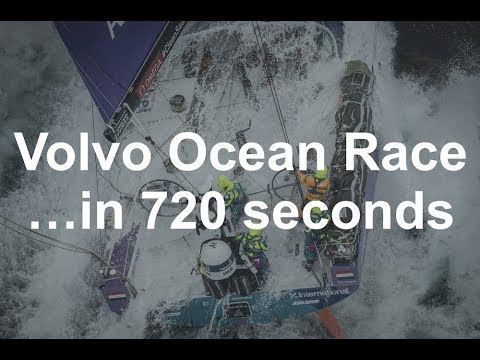 The Volvo Ocean Race 2017-18 in 720 seconds | Volvo Ocean Race