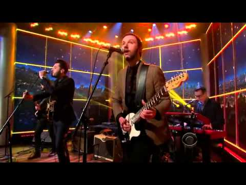 The Late Late Show w/Craig Ferguson: Roddy Hart & The Lonesome Fire (Bright Light Fever)