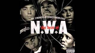 NWA - Approach to Danger (With Lyrics) (HQ)