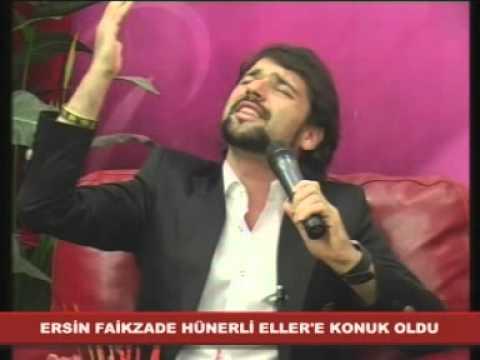 ERSIN FAIKZADE Kanal 25 ana HABER