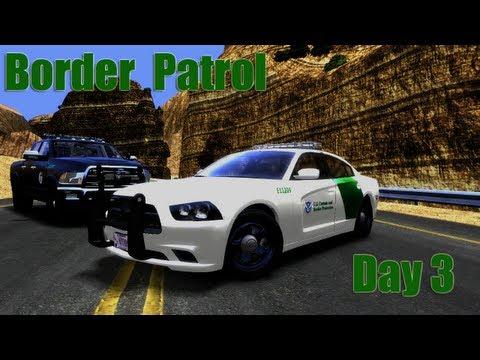 LCPDFR RC2 The Series Border Patrol Day 3