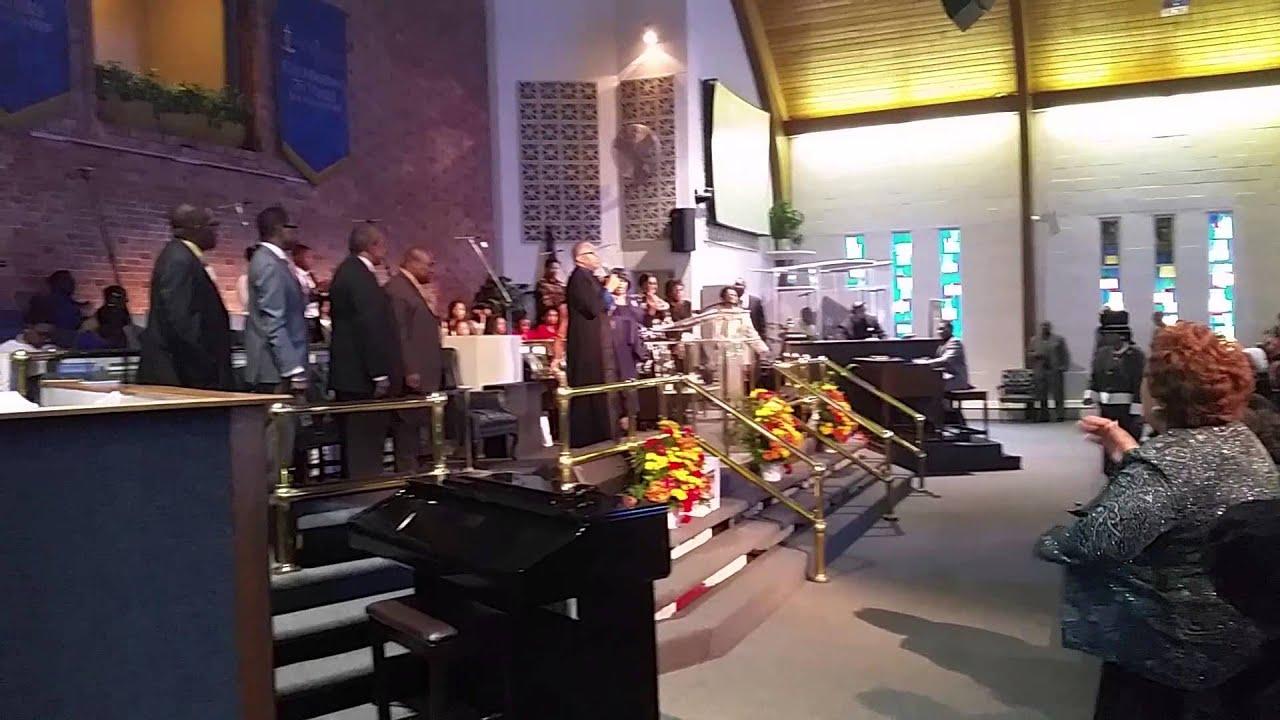 Dr  Matthew Stevenson Powerful Altar Call at COGIC AIM 2017