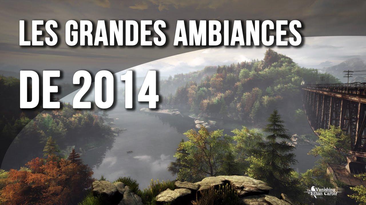 Les grands jeux à ambiance de 2014, notre sélection vidéo !