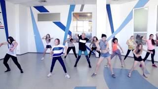 Dawin - Just Girly Things.Jazz Funk by Наталья Вакуленко.Junior Workshop 05.2015