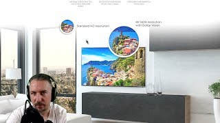 TCL R617 & My Views on Televisions & future TV