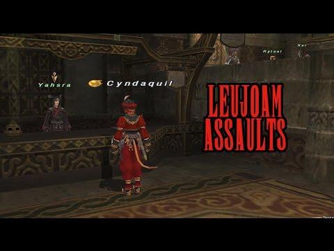 FFXI - Road to Burtgang: Leujaoam Assaults - 4/24/2017
