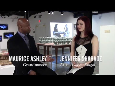 Masters of the Arts: GM Maurice Ashley Interviews Jennifer Shahade