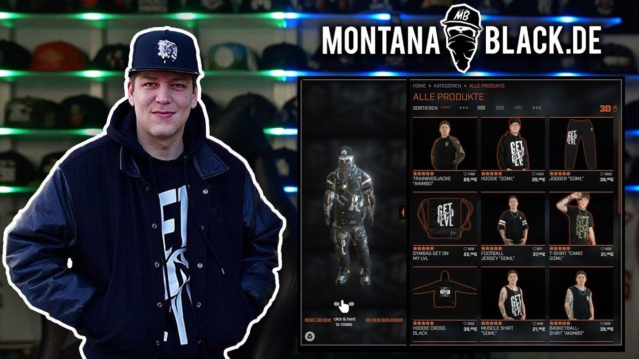 Montana Black.De