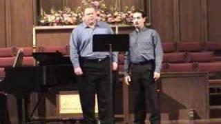 Luis Rodriguez & Shaun Haywood, Pearlfishers Duet