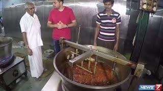 Sutralam Suvaikalam Tirunelveli Special Halwa  Laddu, Boondi  Sweet Preparation  News7 Tamil