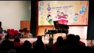 Rocio Aurelia | HLS Music Concert