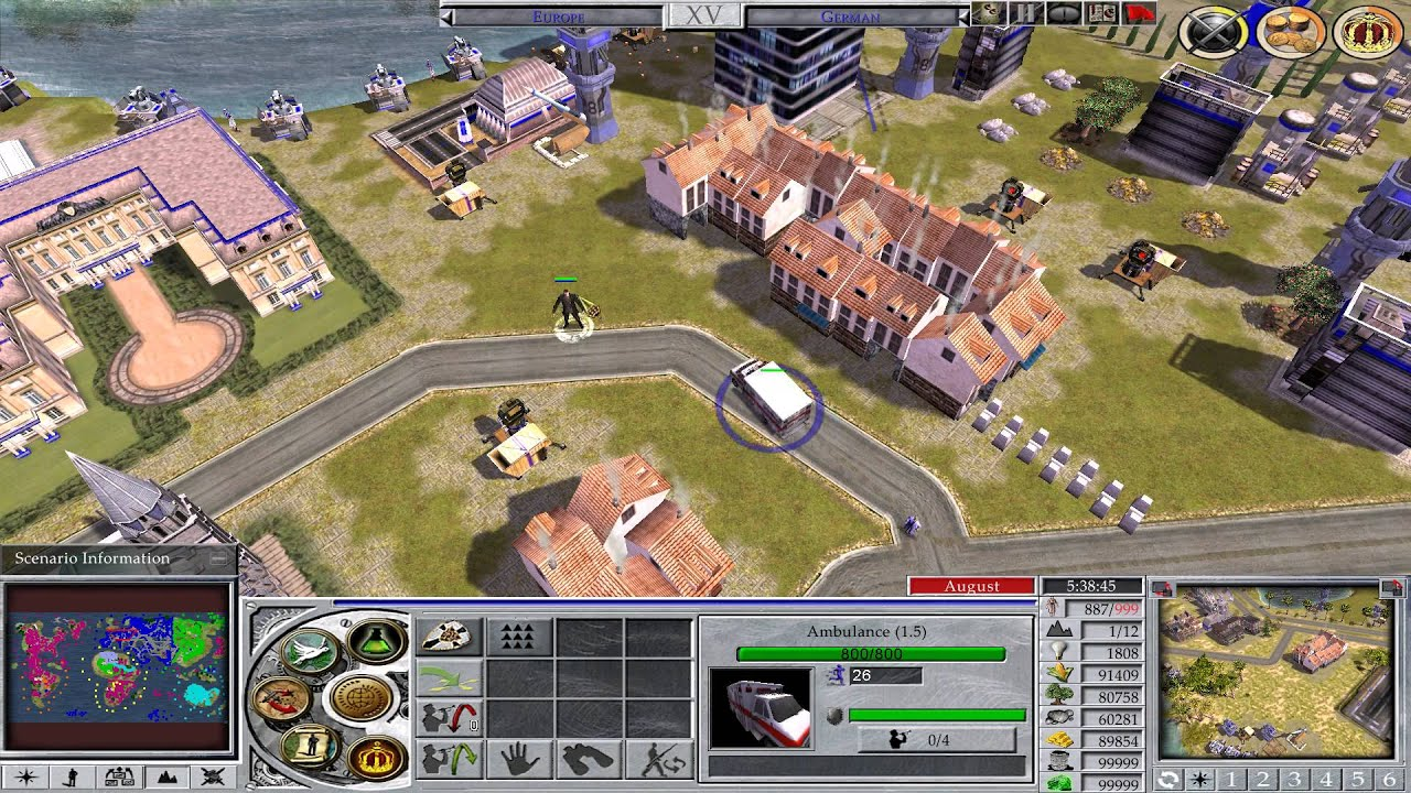 Empire earth ii hitler goes to a hospital youtube gumiabroncs Images