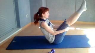 ABDOMEN PLANO-Rutina de ejercicios abdominales