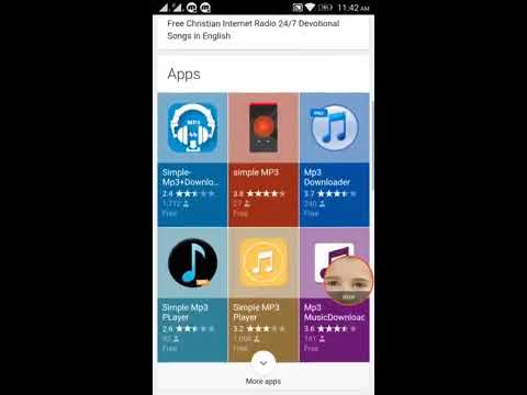 Best Review on Simple mp3 downloader for Android, iOS, PC & Windows 10/8.1/8/7