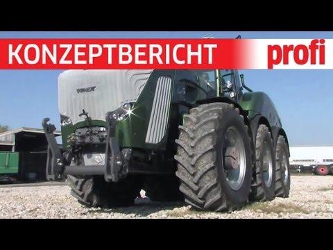 Fendt Trisix Vario Hd Youtube
