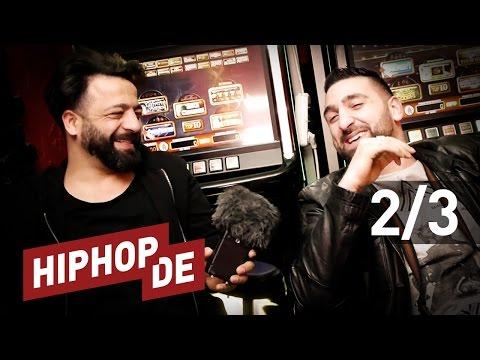 Sinan-G: Farid Bang, Fler, Blokkmonsta, Kurdo, Anime & Callshopmafia mit Rooz (Interview) #waslos