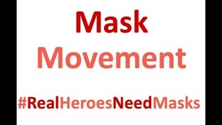 COVID-19 Virtual Idea Blitz - Real Heroes Need Masks (Team7A)