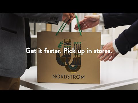 Easy Online Gift Pickup In Stores :15 | Nordstrom Services