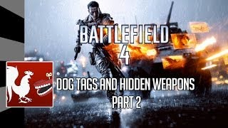 Battlefield 4 - Dog Tags and Hidden Weapons Part 2