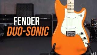 Fender Duo-Sonic Guitar