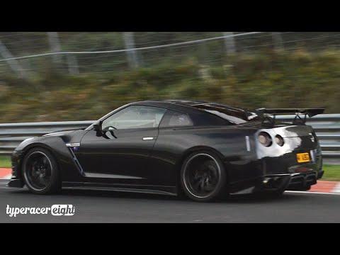 850HP Nissan GT-R Stage 6 By Litchfield! Turbo Spool Sound!