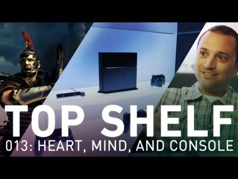 Top Shelf: the future of the Xbox One, PS4, and home entertainment