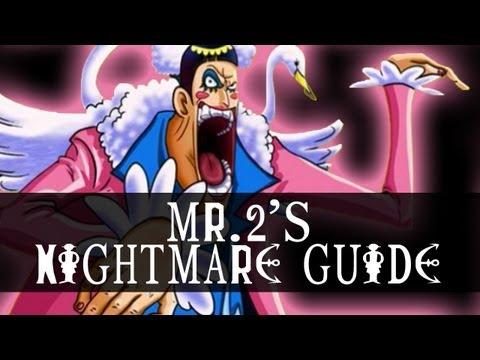 Anime Pirates - Mr 2's Nightmare Guide