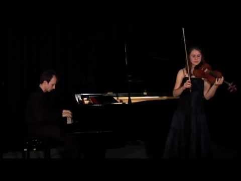 Beethoven G-Dur op. 96 (Bogdan Vaida - Pianist)