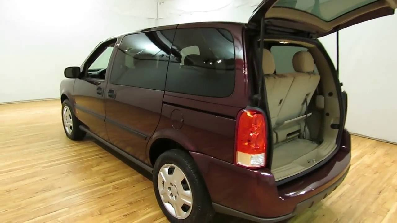 2008 Chevrolet Uplander Ls Carvision Com Youtube